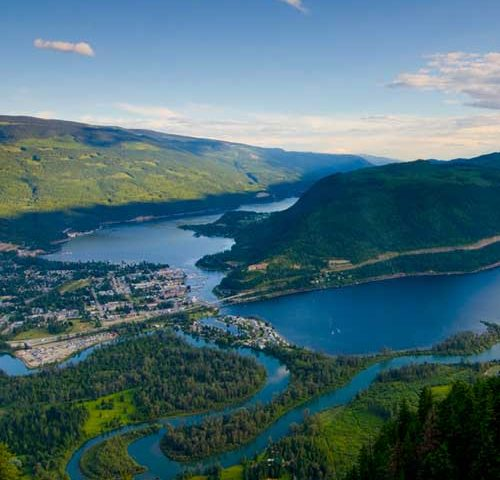 Sicamous: Life by the water