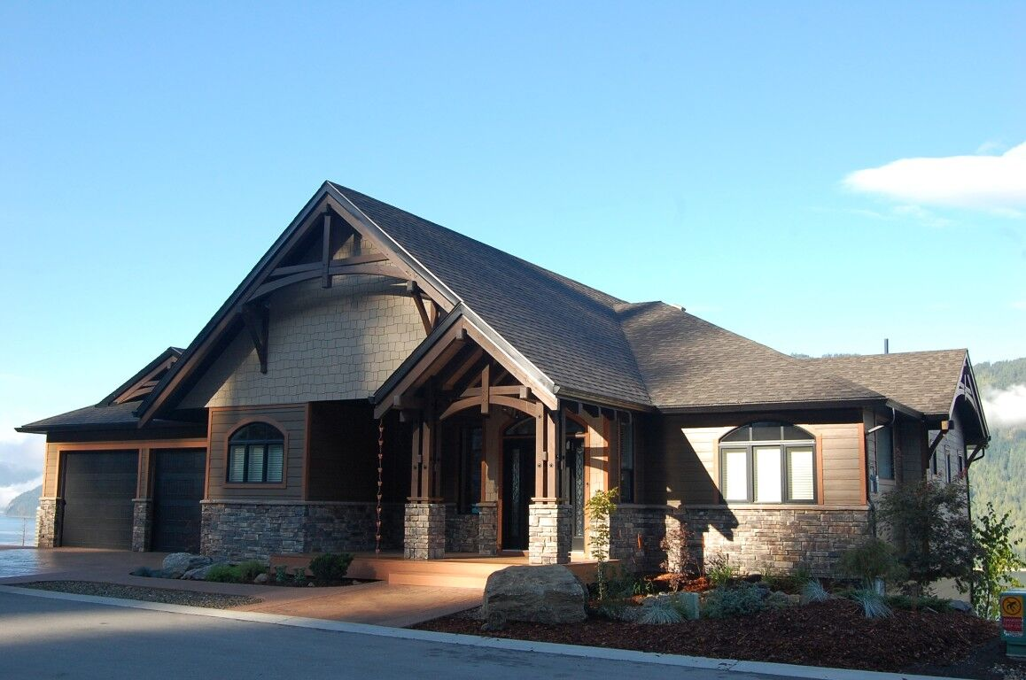 Mountain Lodge, Sicamous
